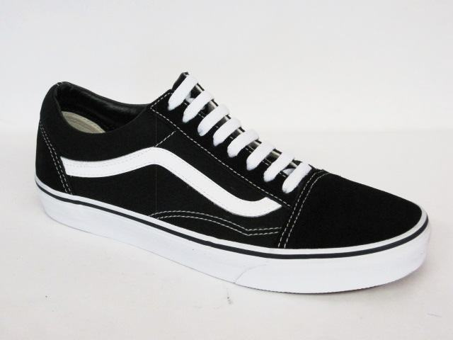 VANS OLD SKOOL NEGRO/BLANCO