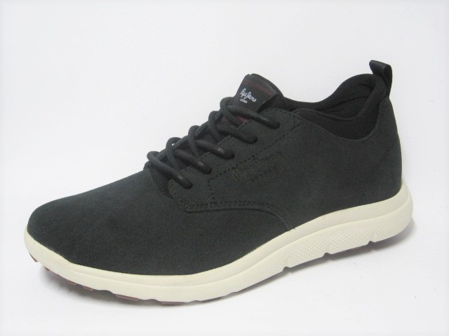 DEPORTIVO PEPE JEANS SHOES HIKE SMART NEGRO