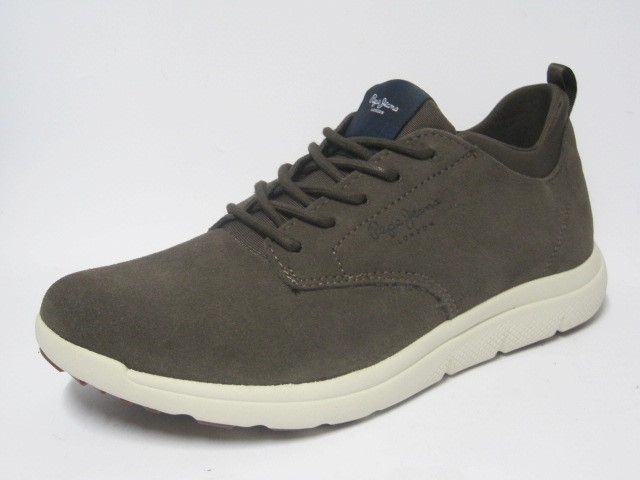 DEPORTIVO PEPE JEANS SHOES HIKE SMART MARRON